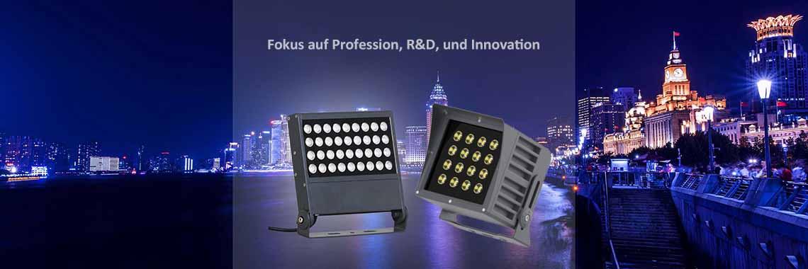 LED Fluter Aussen
